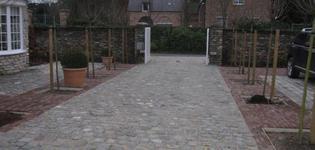 Verzorging van Groen - Brasschaat - Referenties  (Project Brecht)